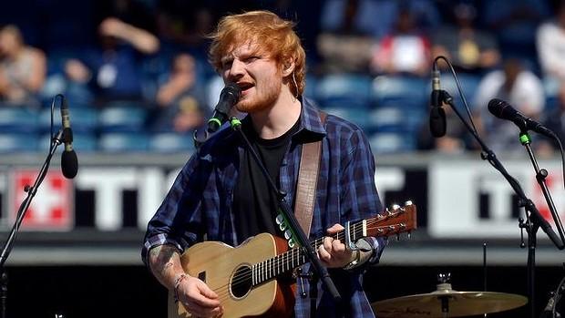 ed sheeran 1 - Here's How Ghana Inspired Ed Sheeran's Much-Anticipated Album, 'Divide'