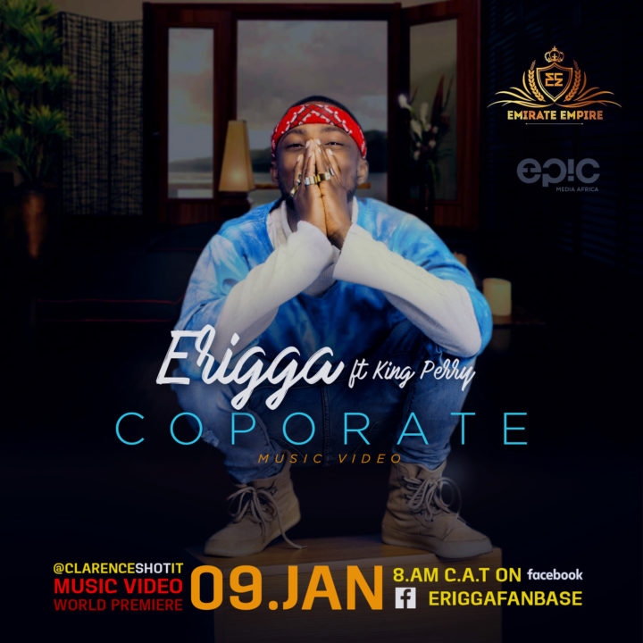 Photo of VIDEO: Erigga Returns With Visuals For 'Coporate' Featuring King Perry | WATCH