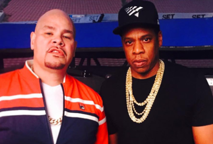 Photo of Fat Joe Signs to Jay Z's Roc Nation
