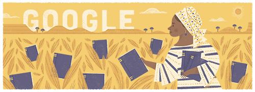 flora nwapas 86th birthday - Google Honors First African Novelist, Flora Nwapa