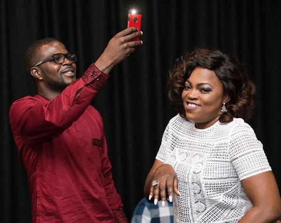 funke 1 - How I Met My Wife, Funke Akindele - JJC Reveals