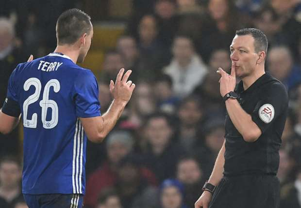 johnterry cropped xn35qem1ylwr1ris8icxxhvdf 1 - 'John Didn't Deserve This' - Conte Says Chelsea Will Appeal Terry's Red Card