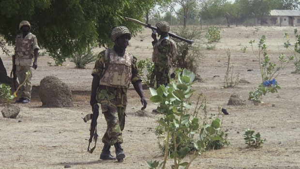 Photo of Nigerian troops repel Boko Haram attack in Damaturu