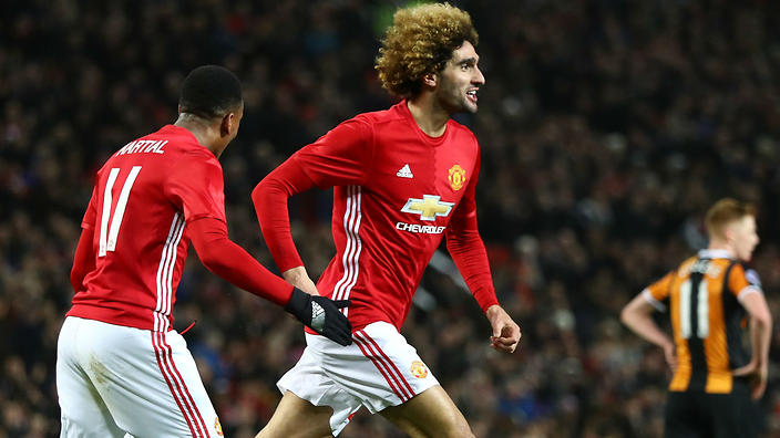 Photo of Manchester United Confirm Marouane Fellaini Contract Extension