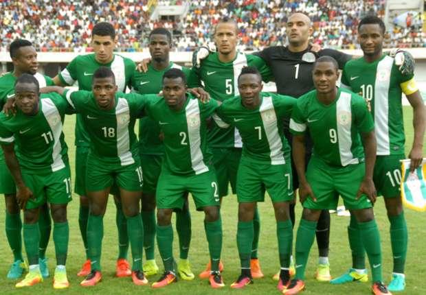 nigeria xi - Nigeria's Super Eagles Move One Place Up In Latest FIFA Ranking