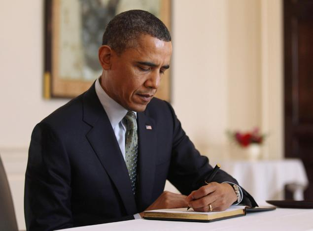 obama - Obama Writes His Final Letter to Americans | READ