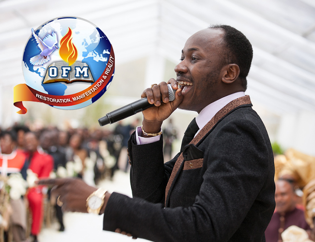 omega apostle suleiman - Omega Fire Ministry Issues Statement on Attempted Arrest of Apostle Suleiman