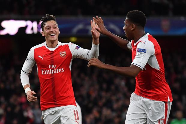 Henry Says Alex Iwobi Deserves The No. 10 Role Ahead of Ozil, See Why
