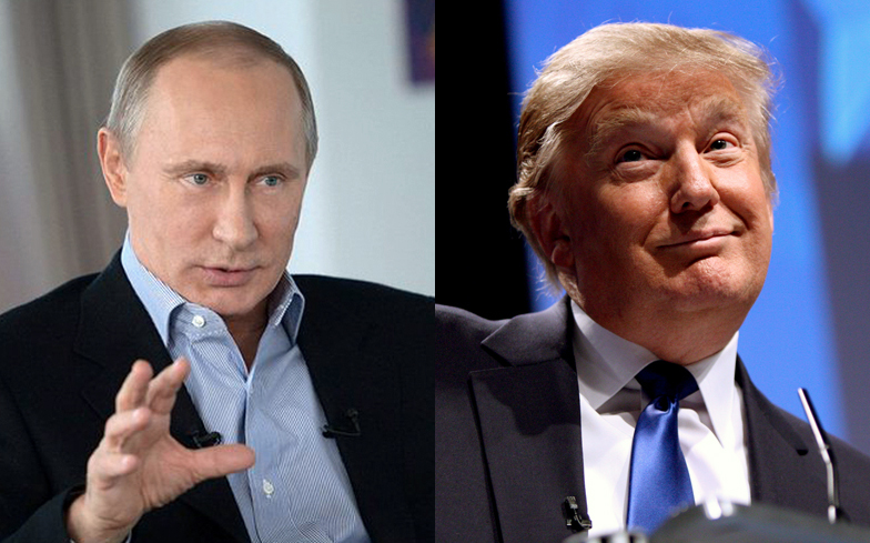 putin trump OkayNG - Donald Trump to Speak with Vladimir Putin On Saturday