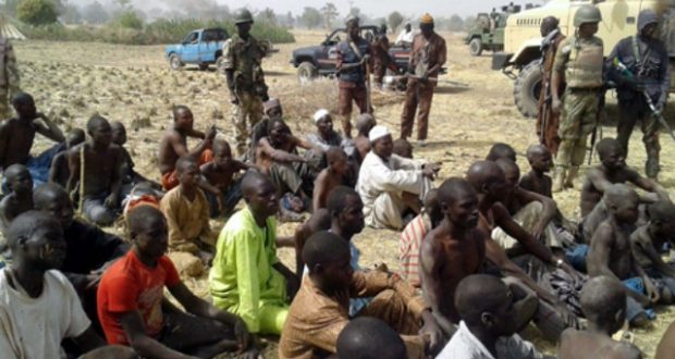 Photo of Repentant Boko Haram Members Urge Colleagues to Lay Down Arms