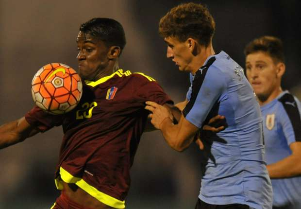 Photo of OFFICIAL: Barcelona Sign Uruguay Starlet Bueno