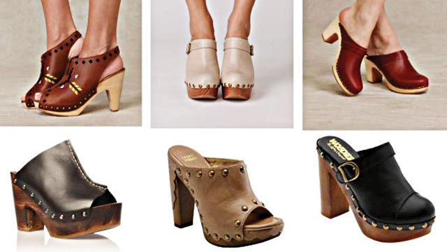 y1 - Stride Along in Platform Heels