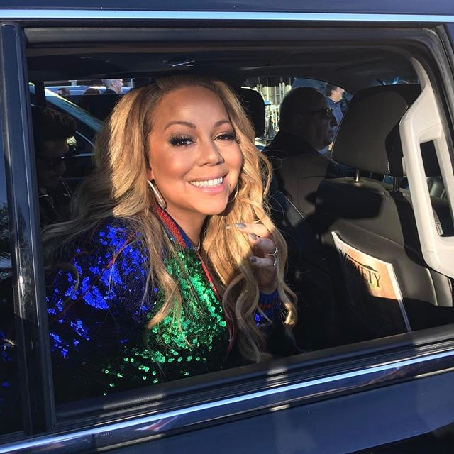Photo of Mariah Carey Hits the Gym in Heels and Fishnets & Even Rihanna Is Impressed