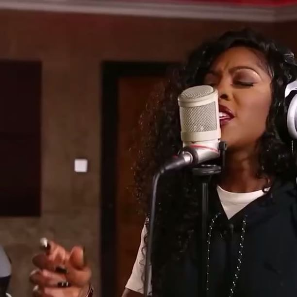 Photo of Tiwa Savage Starts International Hustling As She Collabos With Remy Ma