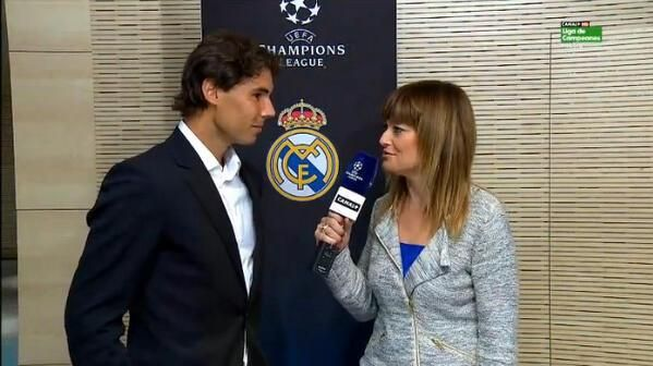 """""""I'd Like to Be Real Madrid President"""" - Nadal Says"""