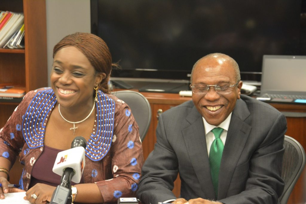 Adeosun  and  Emefiele