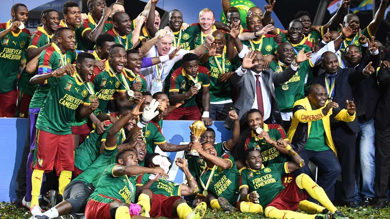 AFCON 9 - Cameroon Beats Egypt to Win 2017 AFCON Title