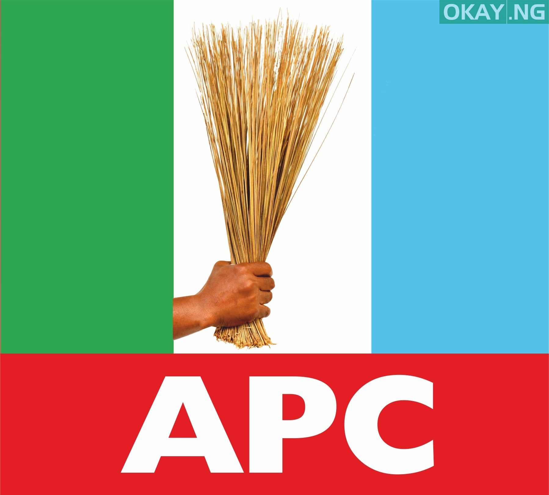 APC LOGO OKAYNG - APC Vows to Win Abia State In 2019