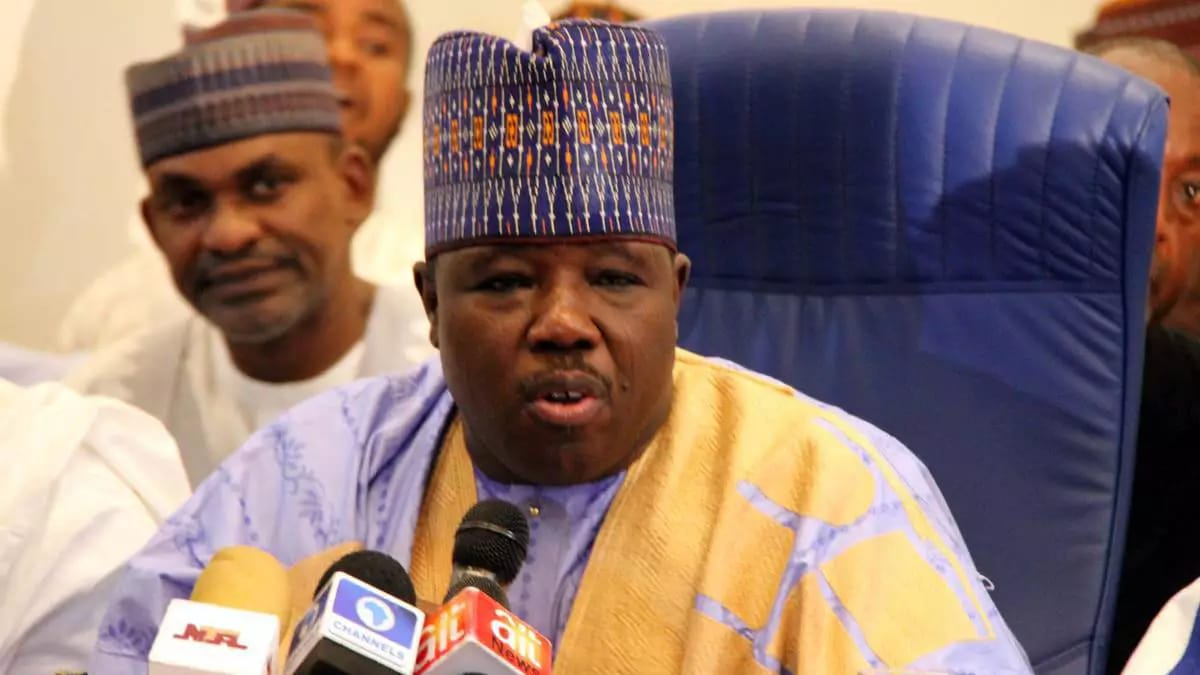 Photo of I Have Received No Invitation to PDP Meetings – Ali Modu Sheriff