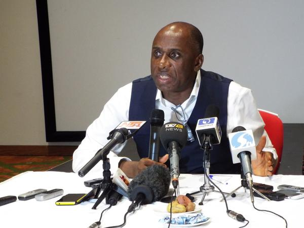 Photo of FG Has Awarded Contract for Dredging of River Benue, Says Amaechi