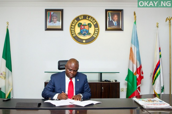 Photo of Gov. Ambode Terminates N844b Lagos 4th Mainland Bridge