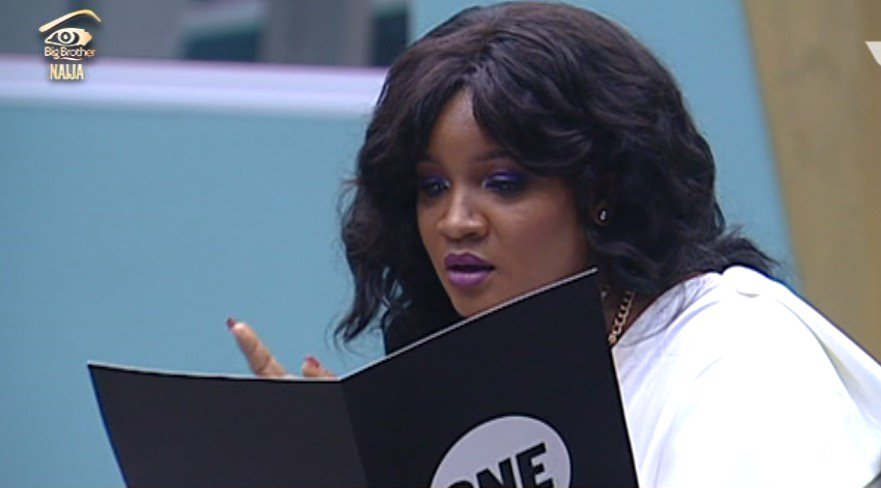 BBNaija Omotola Jalade visits the Housemates photos 1 - I Will Never Betray My Husband, Omotola Says As She Visits #BBNAIJA Housemates