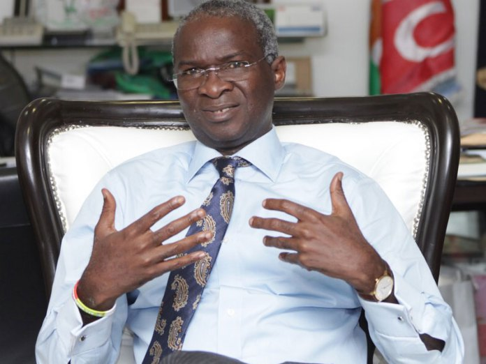 Photo of Power Supply In Nigeria Will Improve Soon, Says Fashola