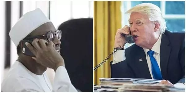 Photo of White House Publish Readout of President Trump's Phone Call with President Buhari