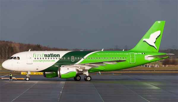 First Nation Airline