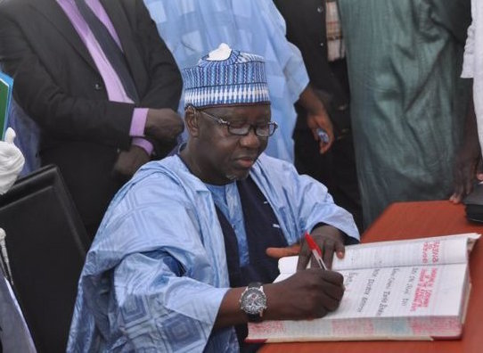 Photo of Governor Al-Makura Sacks 10 Commissioners, Redeploys 2 Others In Nasarawa State