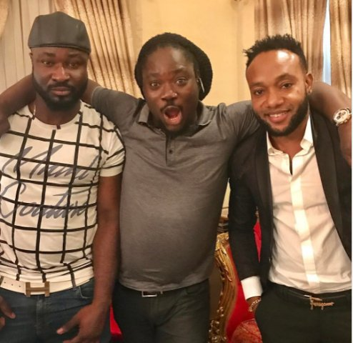 Harrysong Daddy Showkey Kcee OkayNG - Harrysong Reconciles with Five Star Music As Daddy Showkey Settles Beef
