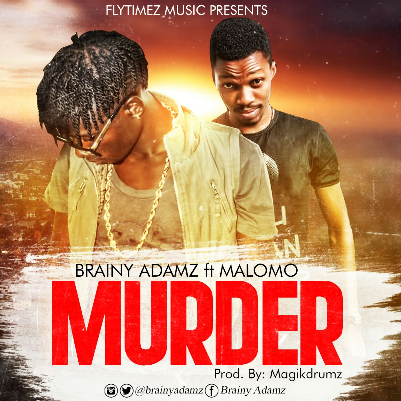 Photo of MUSIC: Brainy Adamz ft. Malomo – 'Murder' | LISTEN