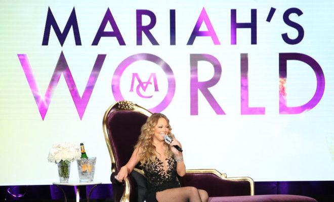 Photo of Singer Mariah Carey Burns Her Wedding Dress in New Video