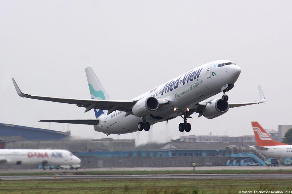 Med view 1024x683 - Medview Airline to Route Maiduguri, Yola Flights Through Kaduna Airport