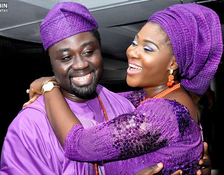 Mercy Johnson Husband - Mercy Johnson's Husband Praises Her As He Shares Loved Up Photo Of Them