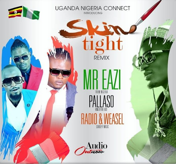 Photo of MUSIC: Mr Eazi ft. Pallaso & Radio And Weasel – 'Skin Tight (Remix)' | LISTEN
