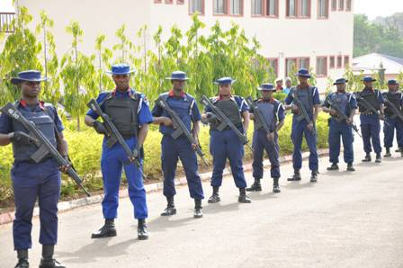 NSCDC OkayNG 1 - NSCDC Uncovers Plan to Attack MTN Offices In Bayelsa Over Xenophobia Attacks In South Africa