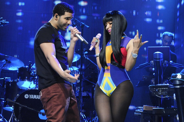 Nicki Minaj Drake snl billboard 1548 1 1 - Nicki Minaj Reunites with Drake, Shares Young Money Squad Pic with Lil Wayne
