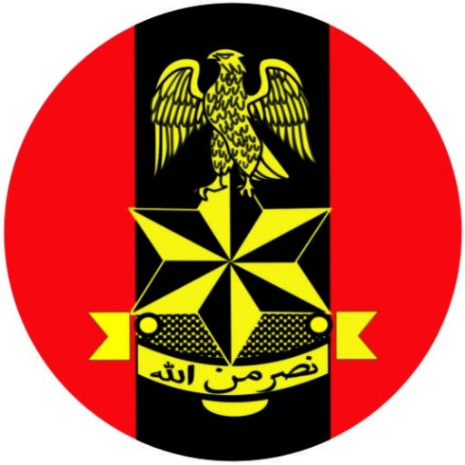 Nigerian Army Logo 1 1 1 1 - Inappropriate Marking Of IDP Camp Caused Rann Bombing - DHQ