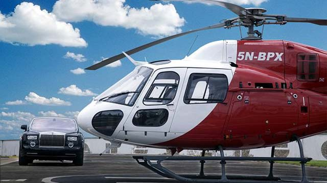 Photo of AMCON Takes Over OAS Helicopters