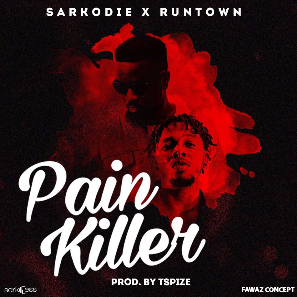Photo of MUSIC: Sarkodie ft. Runtown – 'Pain Killer' | LISTEN