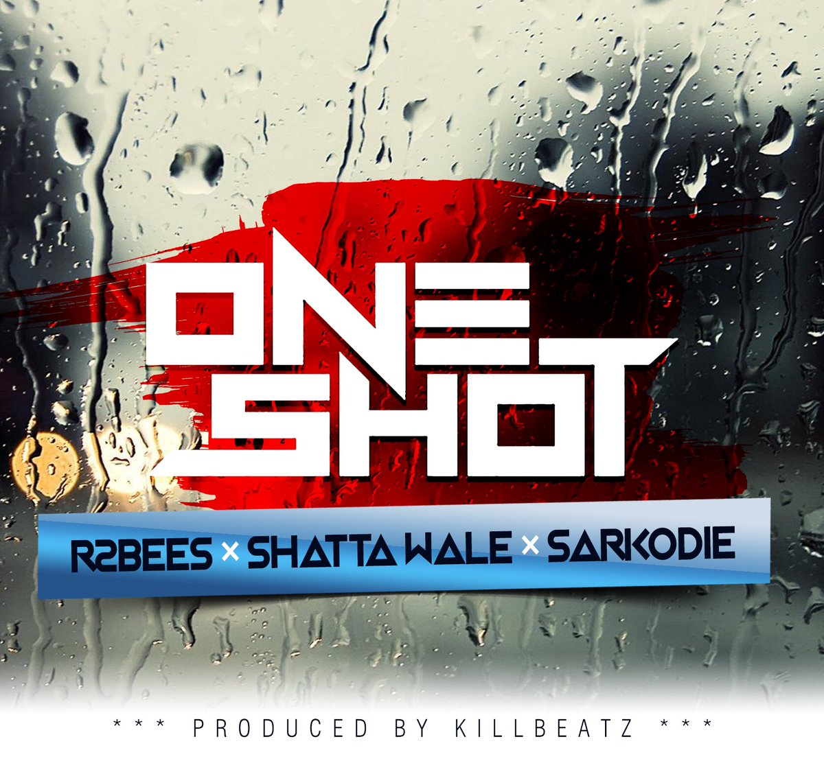R2Bees One Shot OkayNG - MUSIC: R2bees ft. Shatta Wale & Sarkodie - 'One Shot' | LISTEN