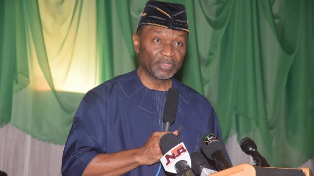 Senator Udo Udoma OkayNG - Economic Recovery Plan Will Be Ready Before End of February – FG