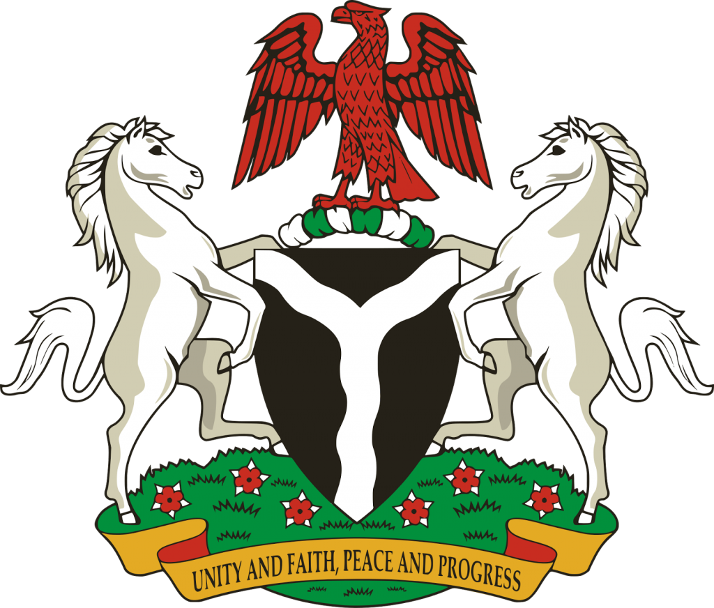 The Coat of arms of Nigeria 1024x872 1 - Whistleblowing Programme: How to Submit Information On Corruption and Get 5% Reward of Recovery