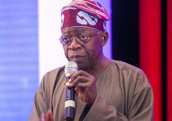 Photo of VIDEO: Tinubu Addresses Protesters In Lagos | WATCH