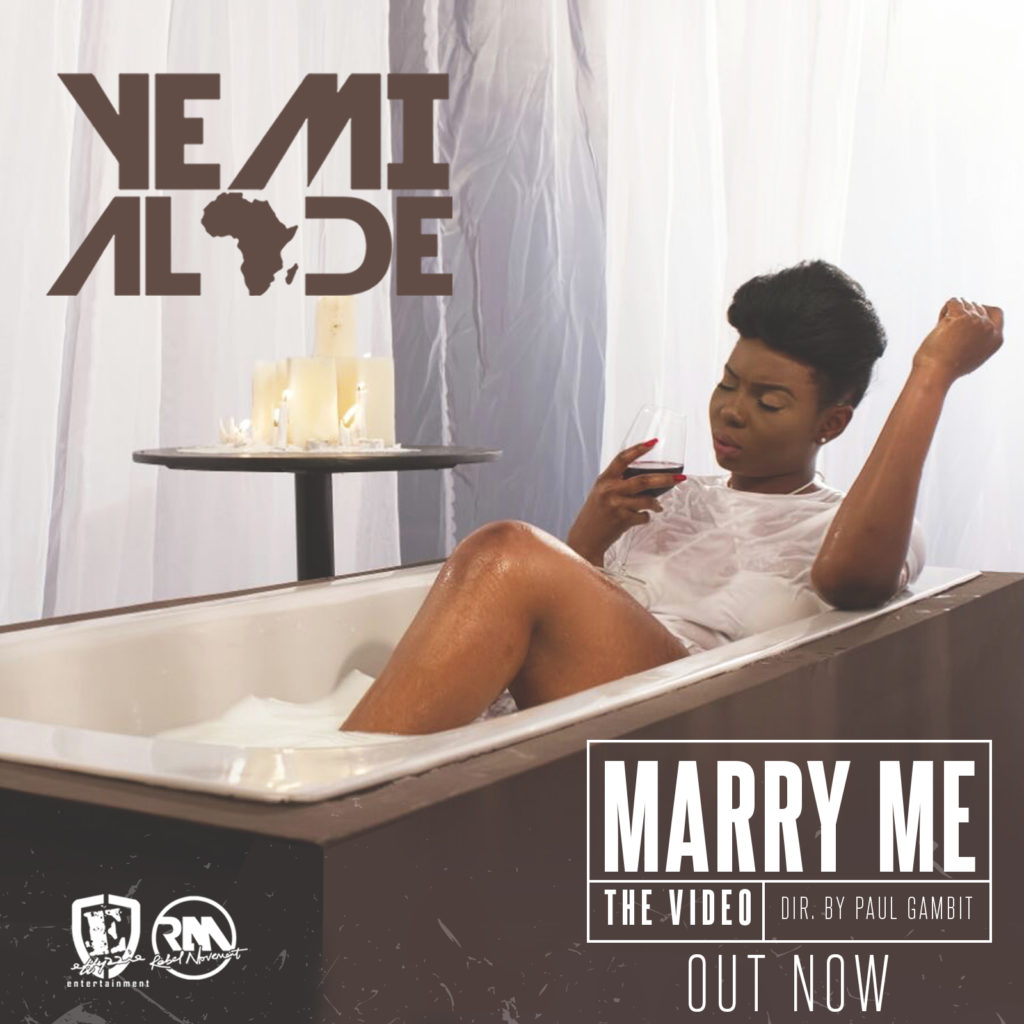 Photo of VIDEO: Yemi Alade – 'Marry Me' | WATCH