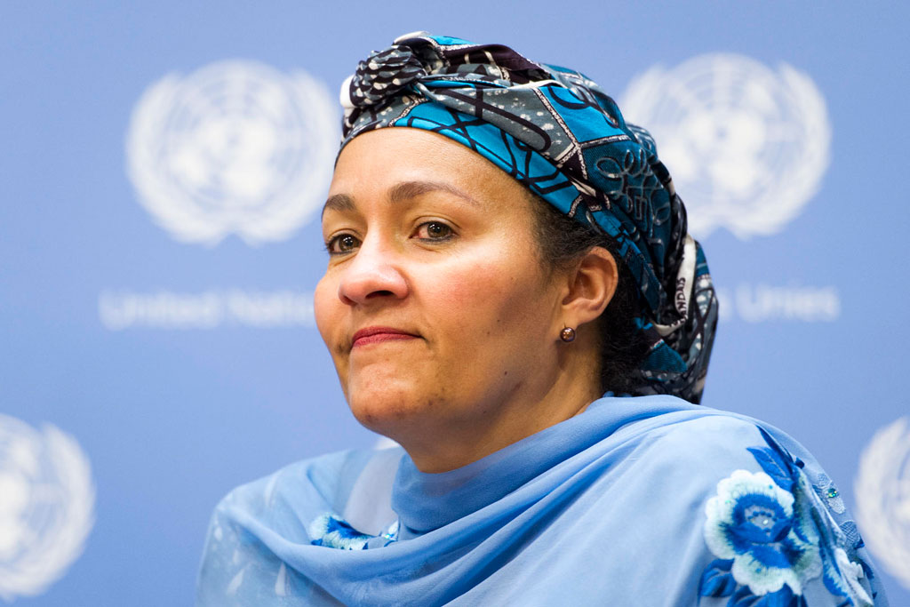 Photo of Nigeria Development Will Be My Priority at UN, Says Amina Mohammed