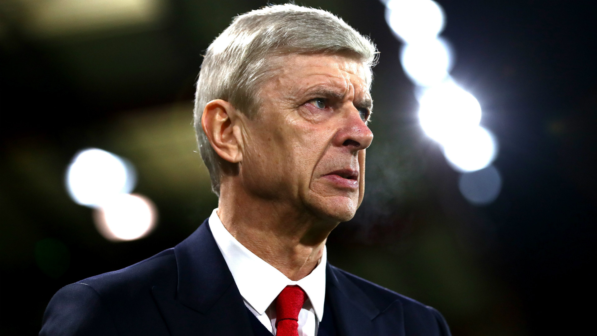 arsene wenger arsenal 9aux37nbxk4u1xfz0ep0up70p - Wenger: 'He Told Me He Is Coming To An End' - Ex Arsenal Striker Says Coach Will Leave Soon
