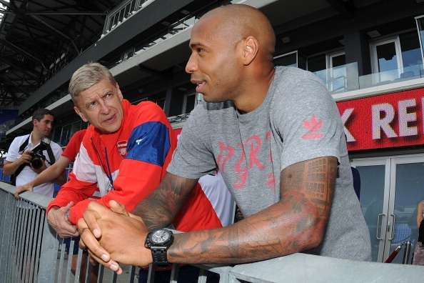 Arsene Wenger Should Remain in Charge of Arsenal, Says Henry