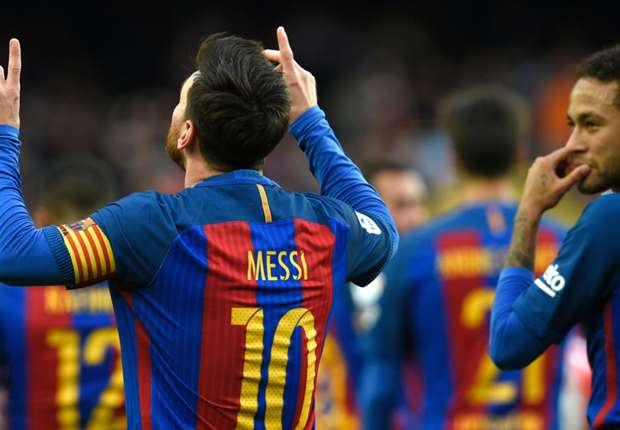 barcelona athletic bilbao lionel messi 1icvcwok0xozt1rsv3jlxu0usz - VIDEO: Barcelona 3-0 Athletic Bilbao (La Liga) Highlight | WATCH